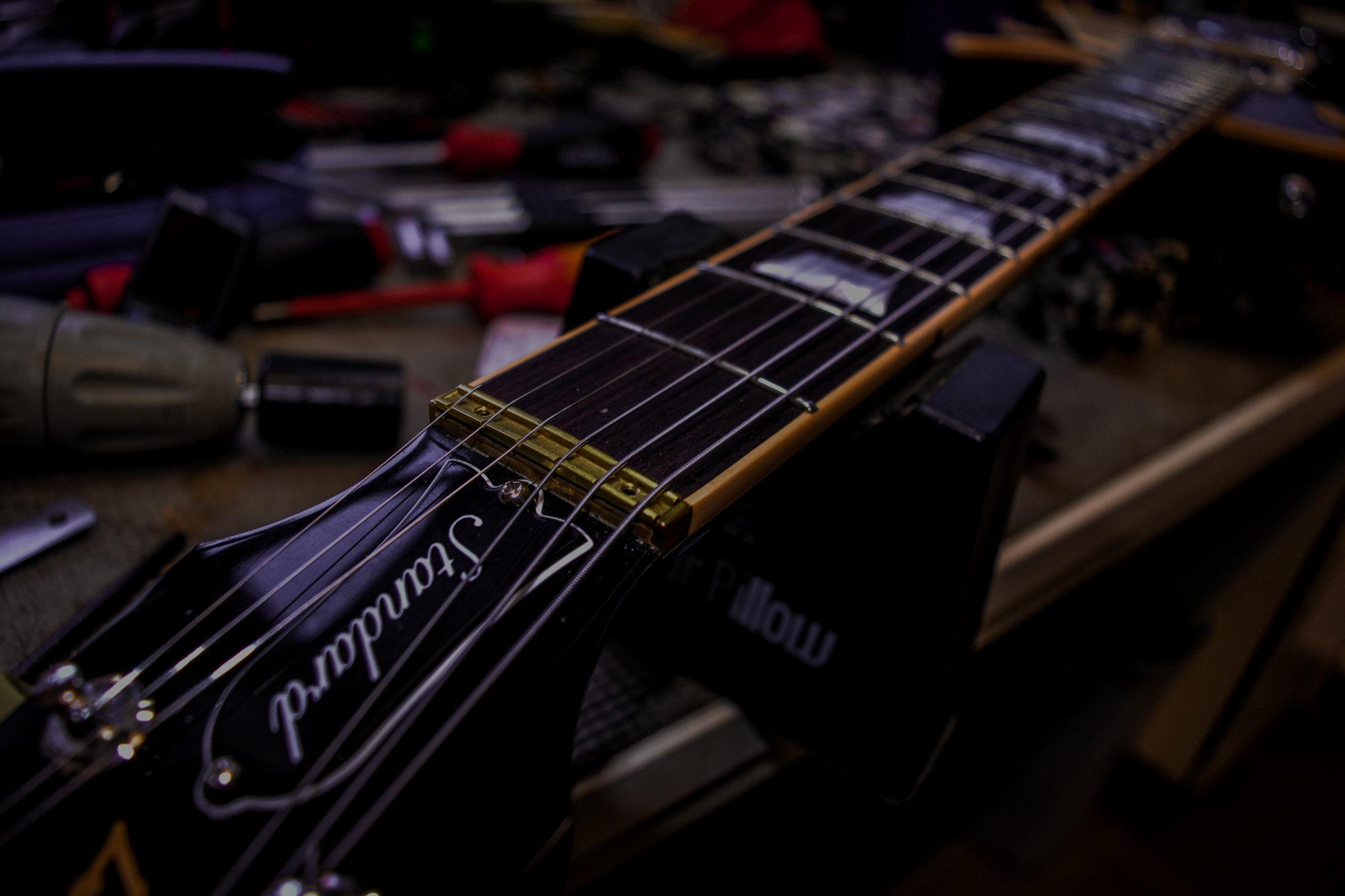Guitar  & Amplifier Repairs